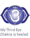My 3rd Eye Chakra Affirmation